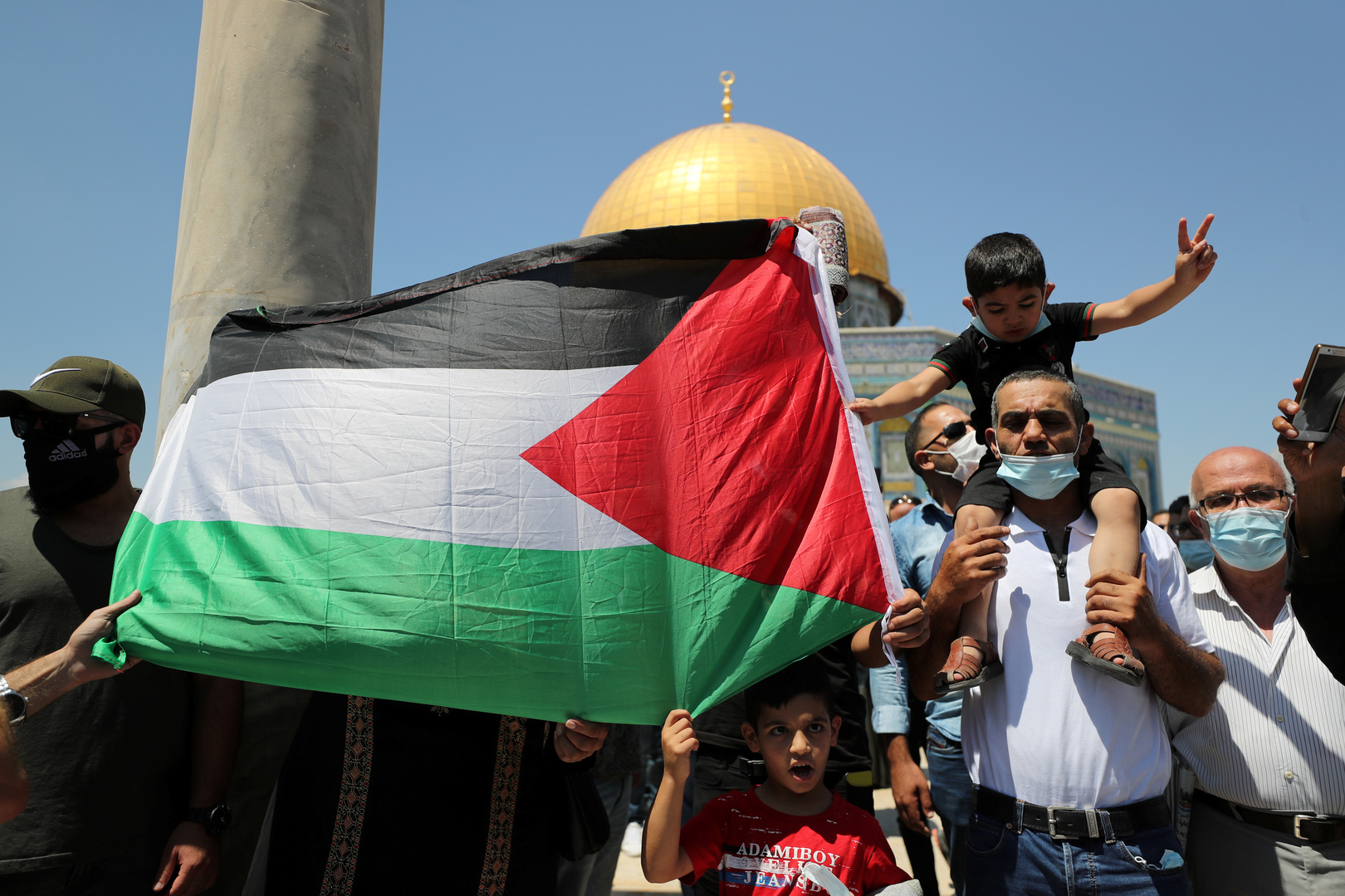 الرئاسة الفلسطينية: ما يجري في البيت الأبيض اليوم لن يحقق السلام