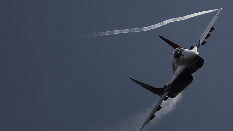 مقاتلة من طراز ميغ-29