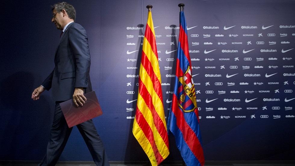 رئيس ليون يحرج برشلونة بـ