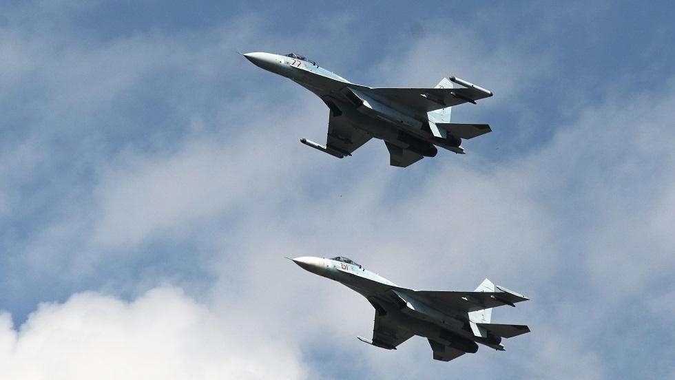 مقاتلات روسية تعترض طائرات أمريكية وغربية قرب أجواء روسيا