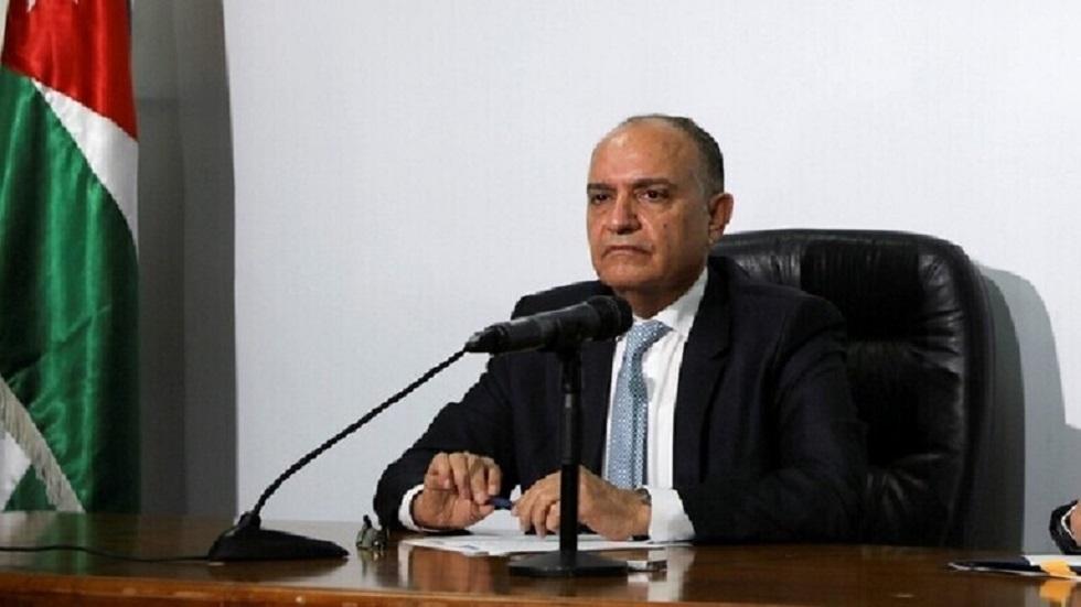 وزير الدولة الأردني لشؤون الإعلام الناطق باسم الحكومة، أمجد العضايلة