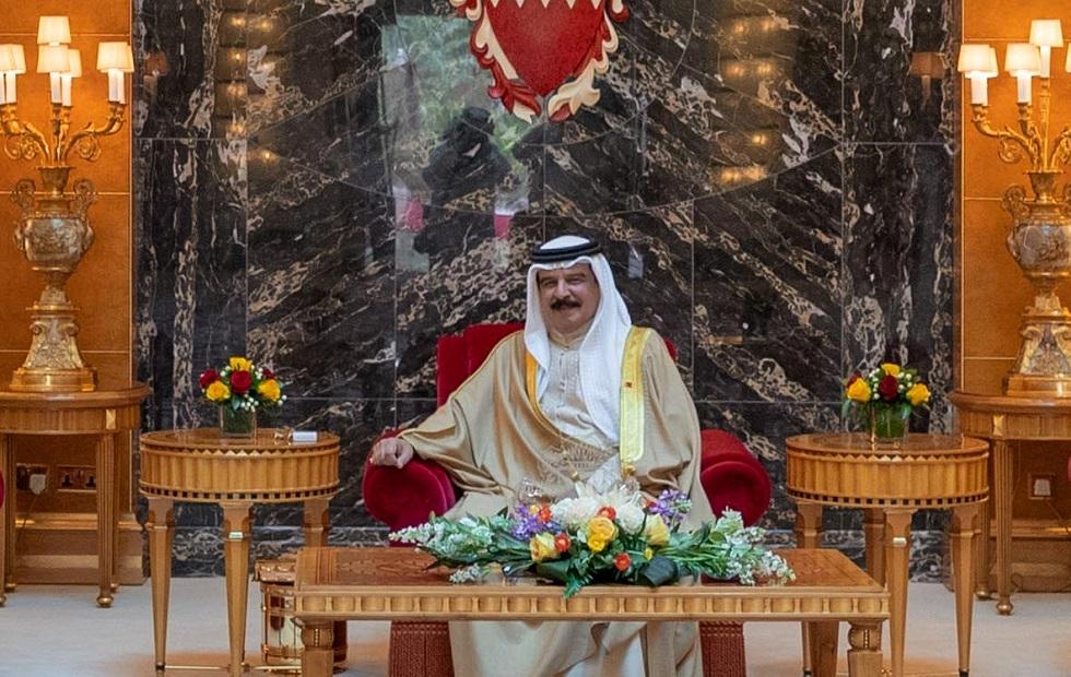 ملك البحرين يؤكد لترامب أن السلام خيار استراتيجي للمملكة