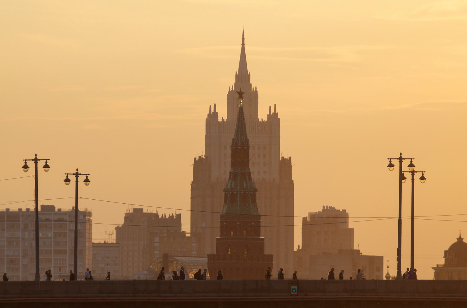 موسكو عن اتفاقيتي السلام: إذا كان سيؤدي لإحلال سلام شامل وحل القضية الفلسطينية فإنه أمر إيجابي