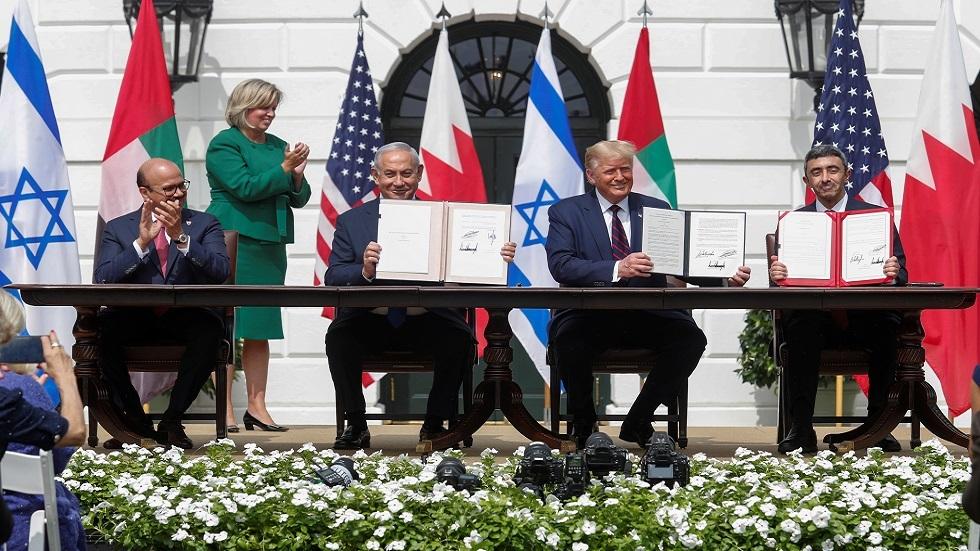 """دون ذكر دولة فلسطينية.. تفاصيل اتفاق """"أبراهام"""""""