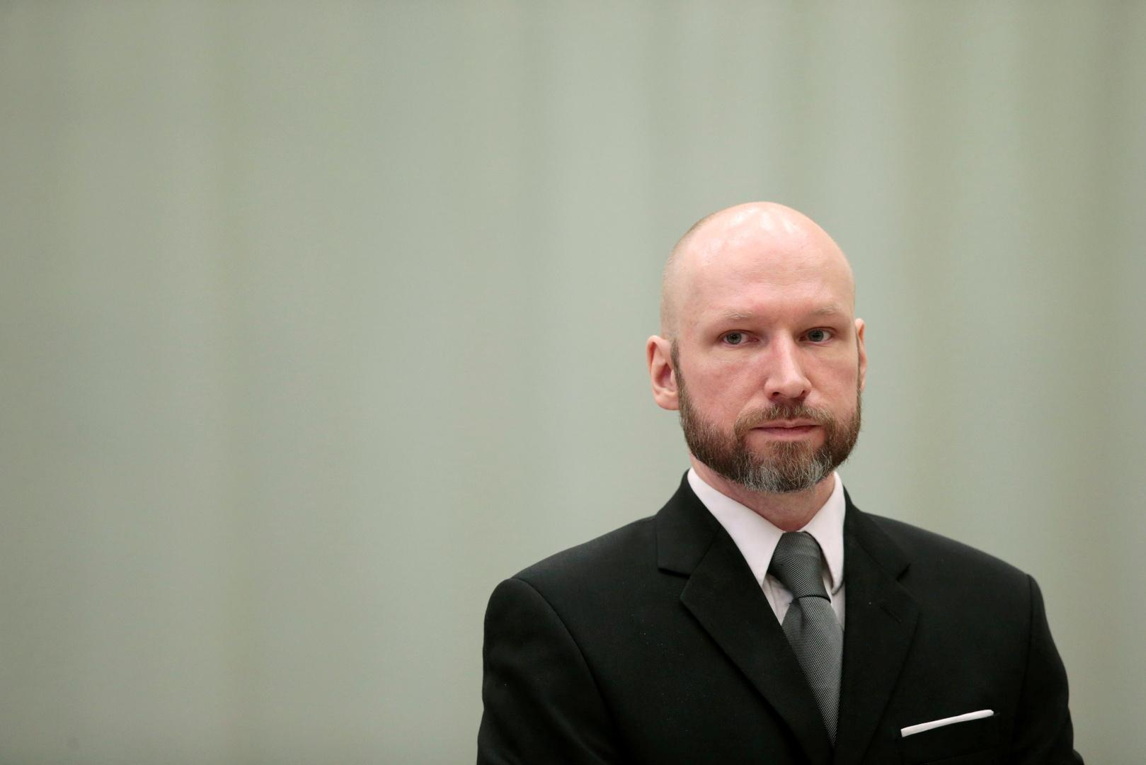 المتطرف اليميني النرويجي، أندرس بريفيك