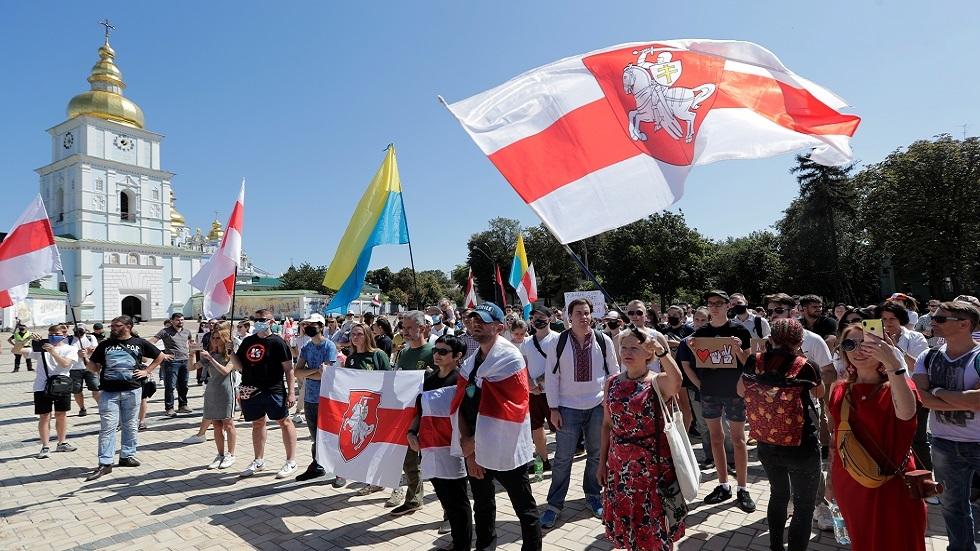 لوكاشينكو: أوكرانيا تحولت إلى معقل للاستفزازات السياسية ضدنا
