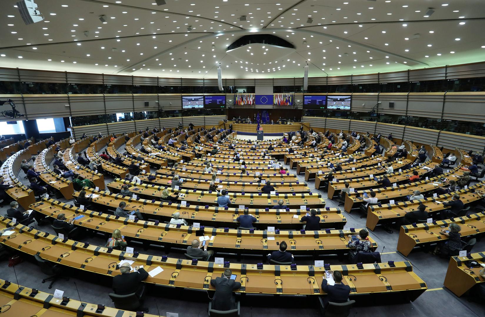دورة للبرلمان الأوروبي في بروكسل