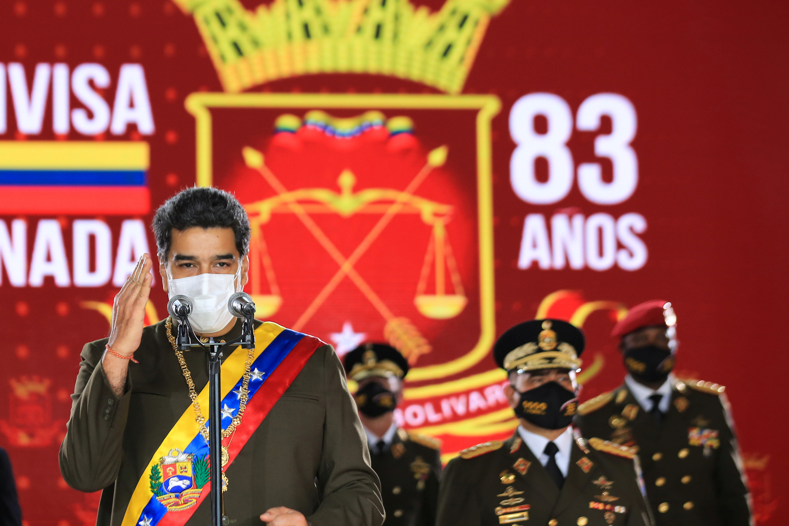 تقرير أممي يتهم مادورو بجرائم ضد الإنسانية