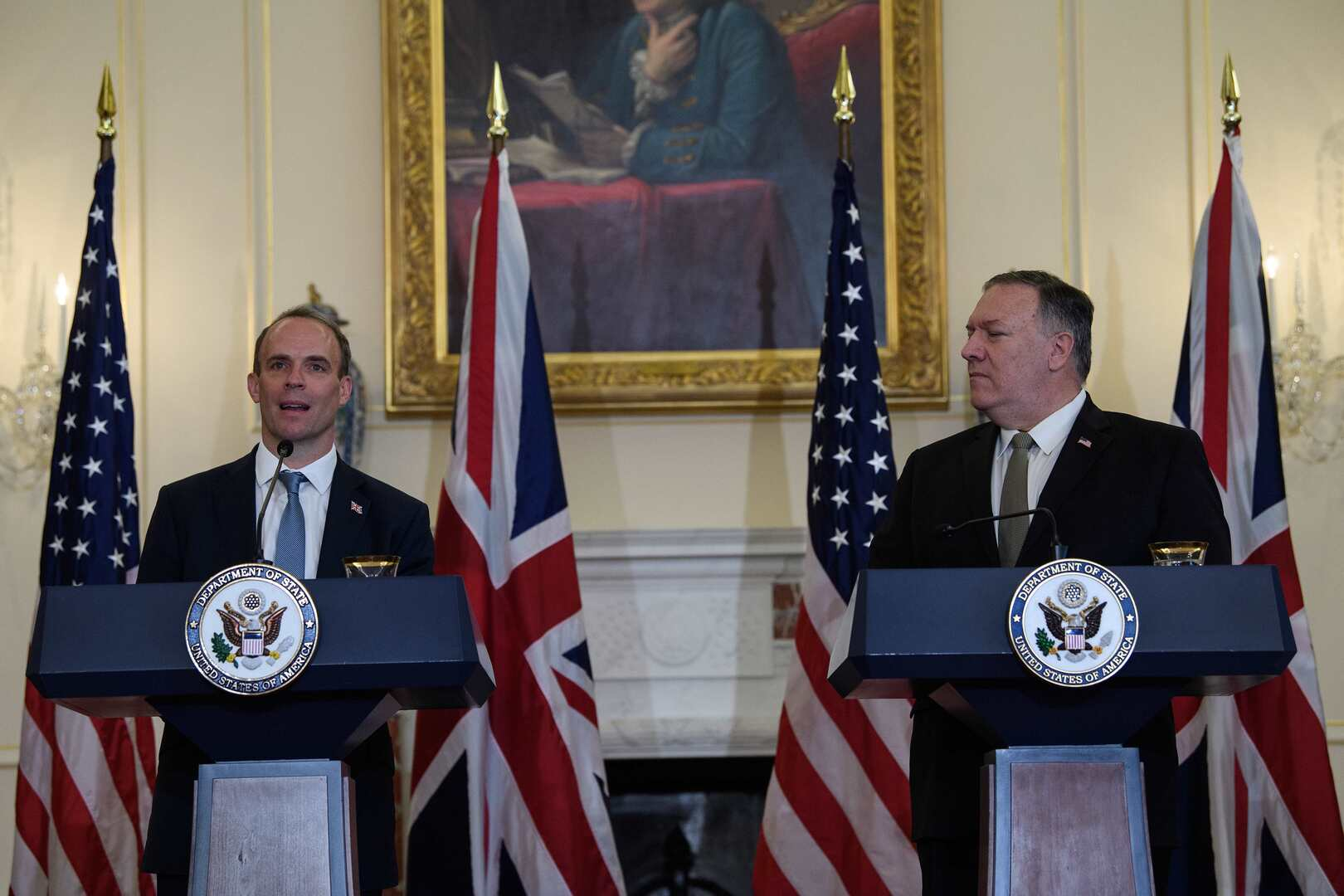 لندن وواشنطن تدعوان للتحقيق في أحداث بيلاروس في منظمة OSCE