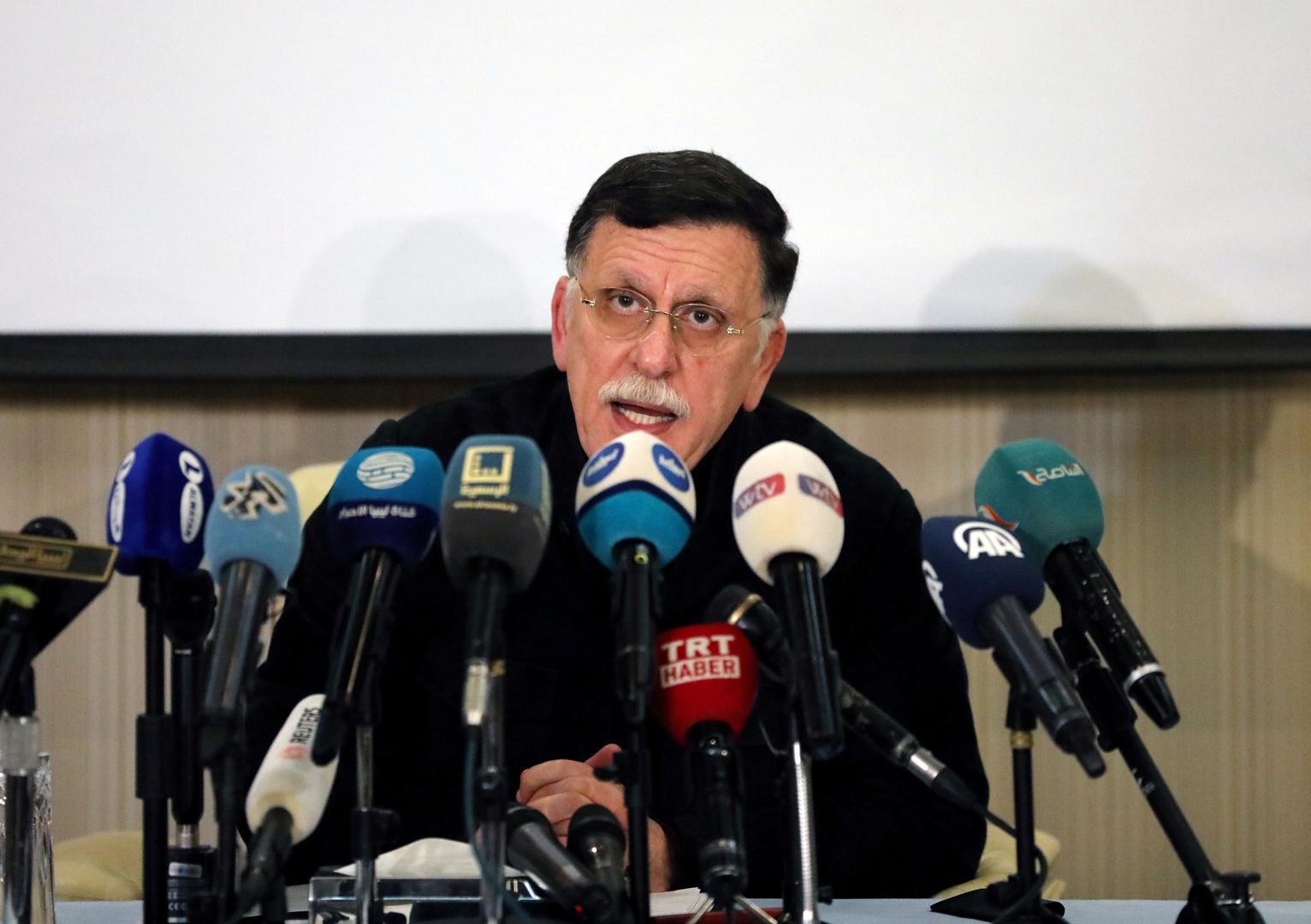 قزيط: السراج سيقدم استقالته مع توجهات دولية لتشكيل مجلس رئاسي