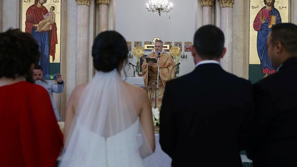 الأردن.. إجراءات جديدة لإتمام الزواج في الكنائس
