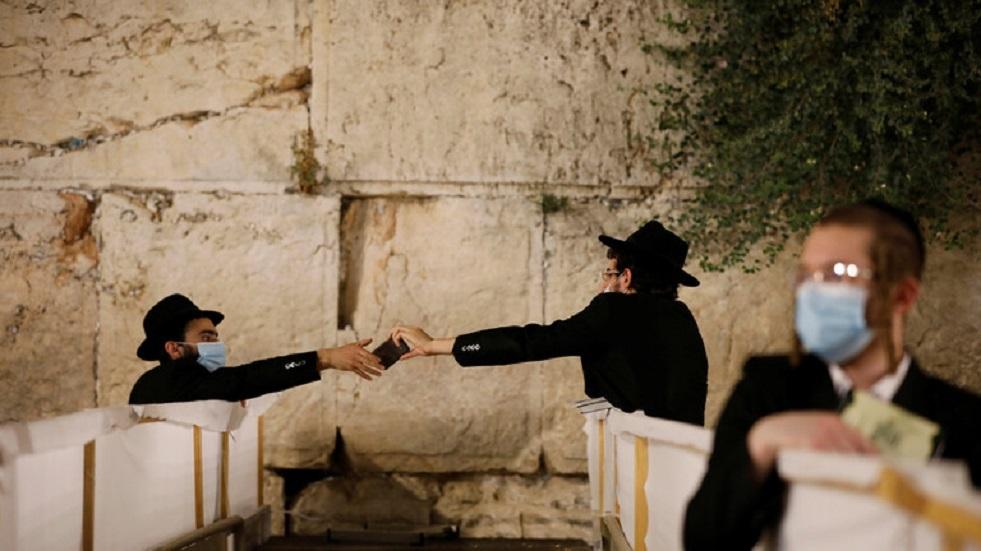 كورونا يحرم اليهود من إحياء السنة العبرية في الكنيس الكبير بالقدس لأول مرة