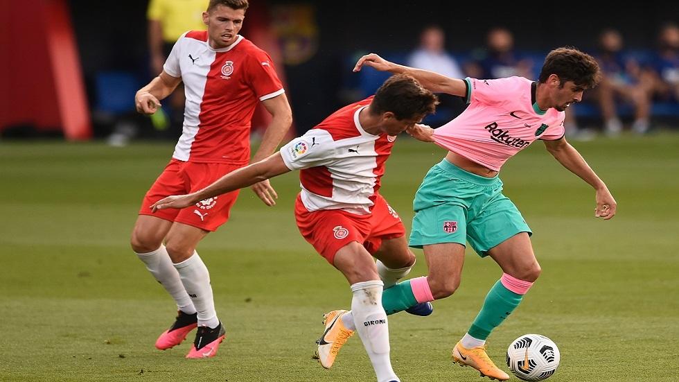 مهاجم برشلونة الجديد: رونالدو هو قدوتي ومحرز يشبهني في لعبه