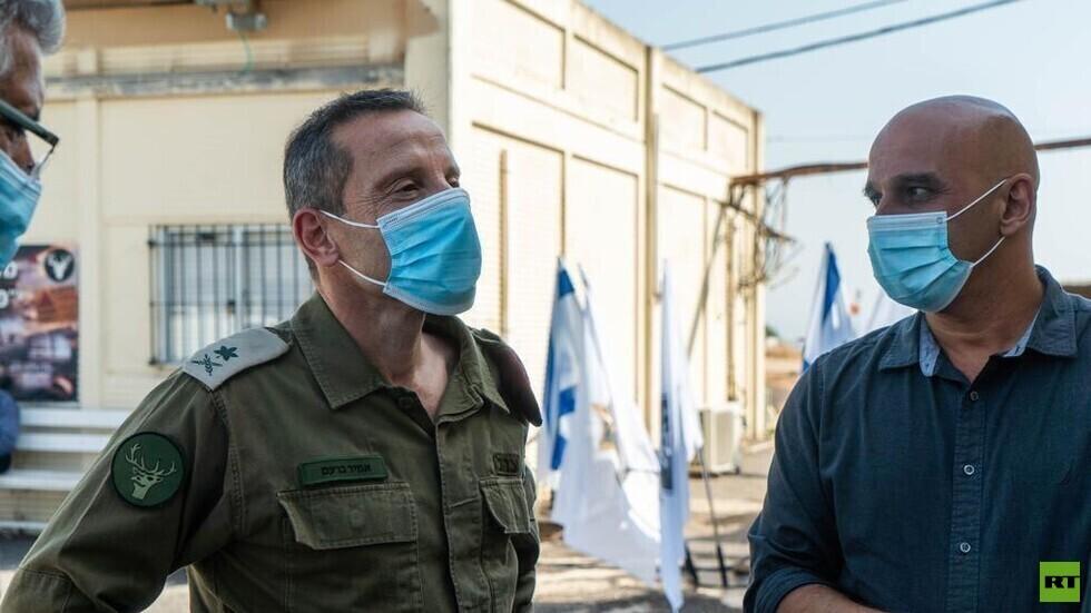 الجنرال الإسرائيلي أمير برعم