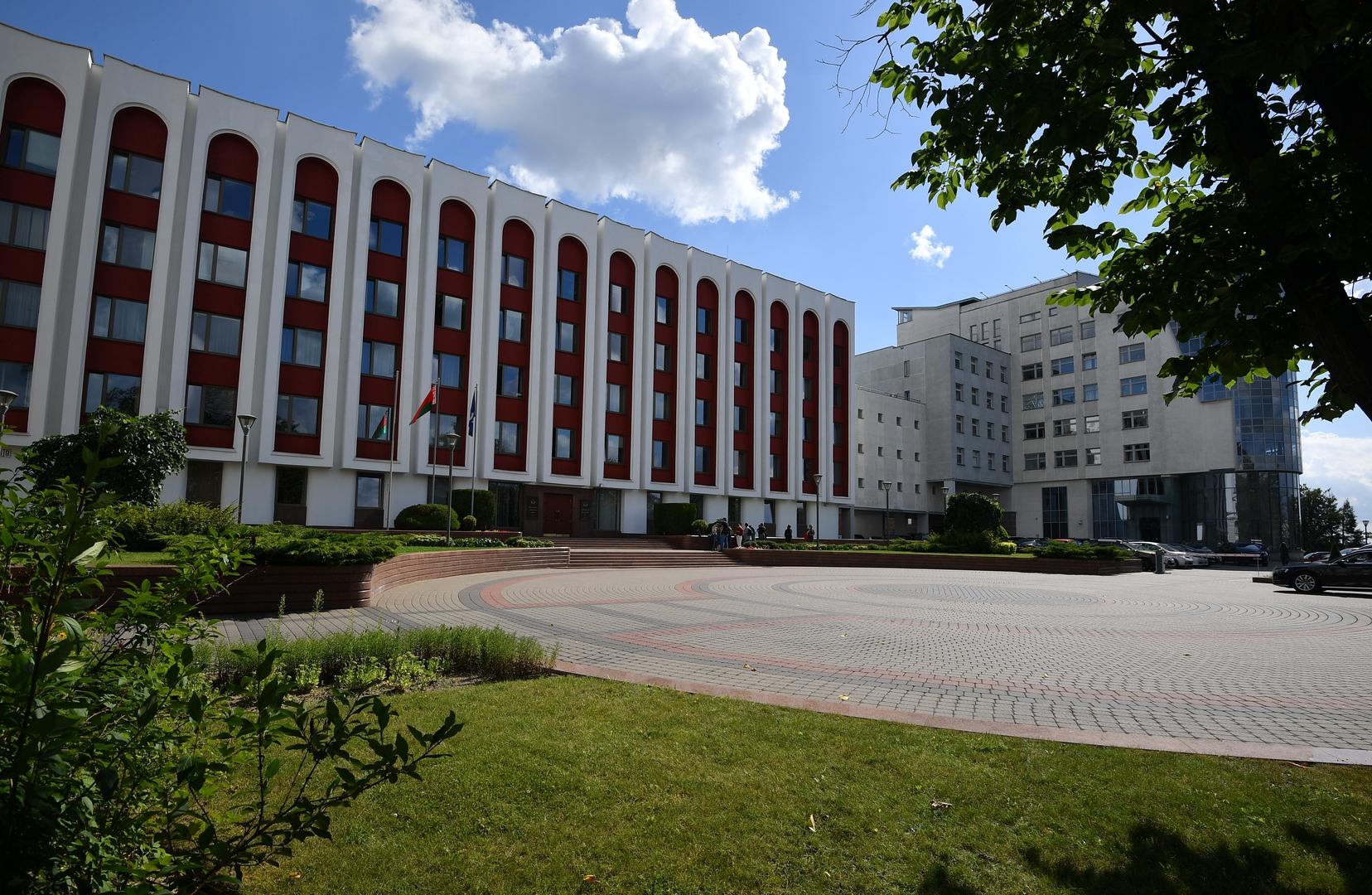 بيلاروس: قرار البرلمان الأوروبي عدواني وغير بناء