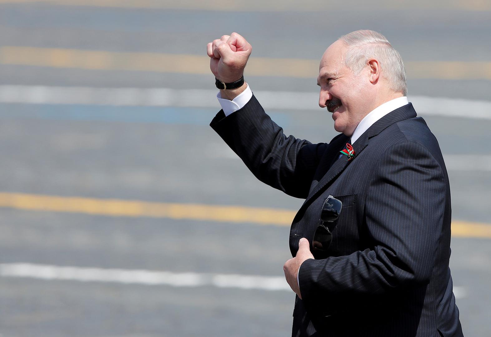 لوكاشينكو: مضطرون لإغلاق حدود بيلاروس مع ليتوانيا وبولندا