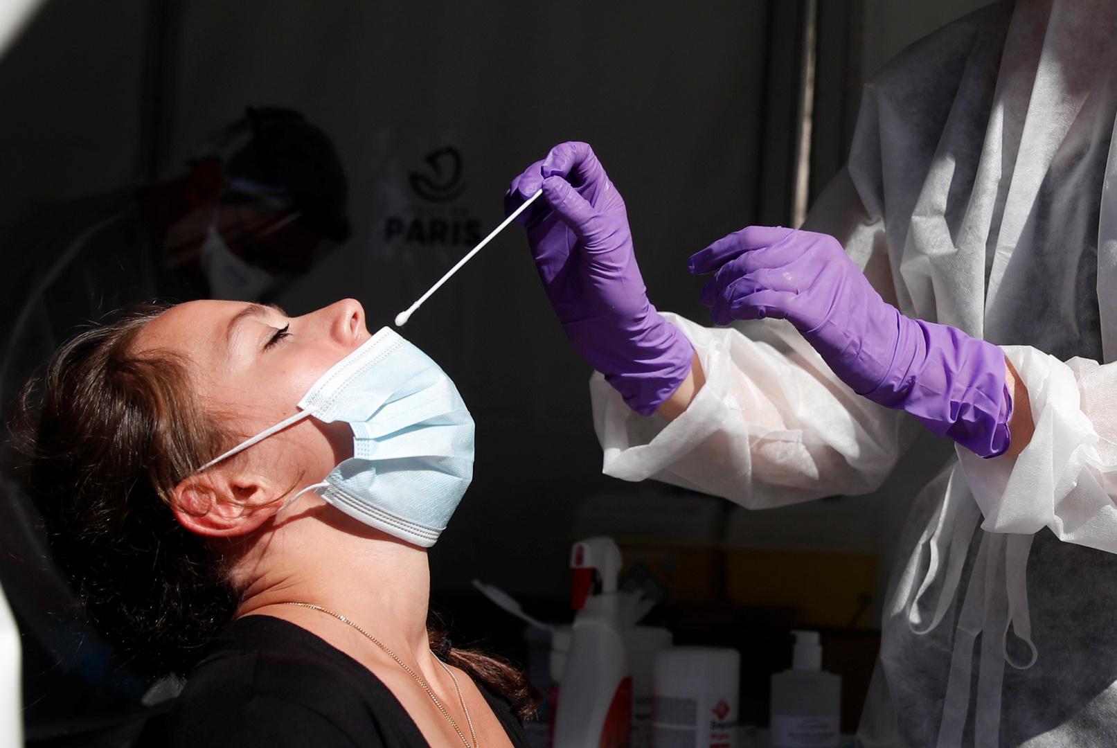 فرنسا تسجل حصيلة يومية قياسية في الإصابات بكورونا
