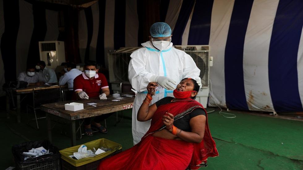 الهند.. ارتفاع إجمالي الإصابات بكورونا إلى  5.2 مليون حالة
