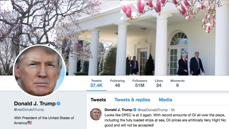 ترامب يصعد هجومه ضد تويتر