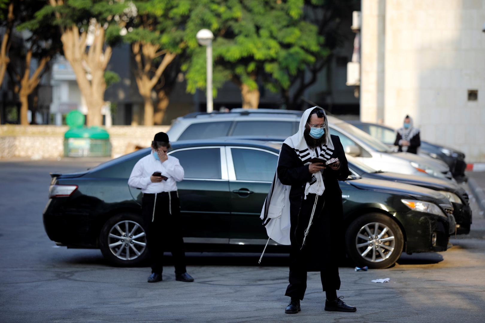 الصحة الإسرائيلية تعلن تسجيل 5238 إصابة جديدة بكورونا في يوم واحد