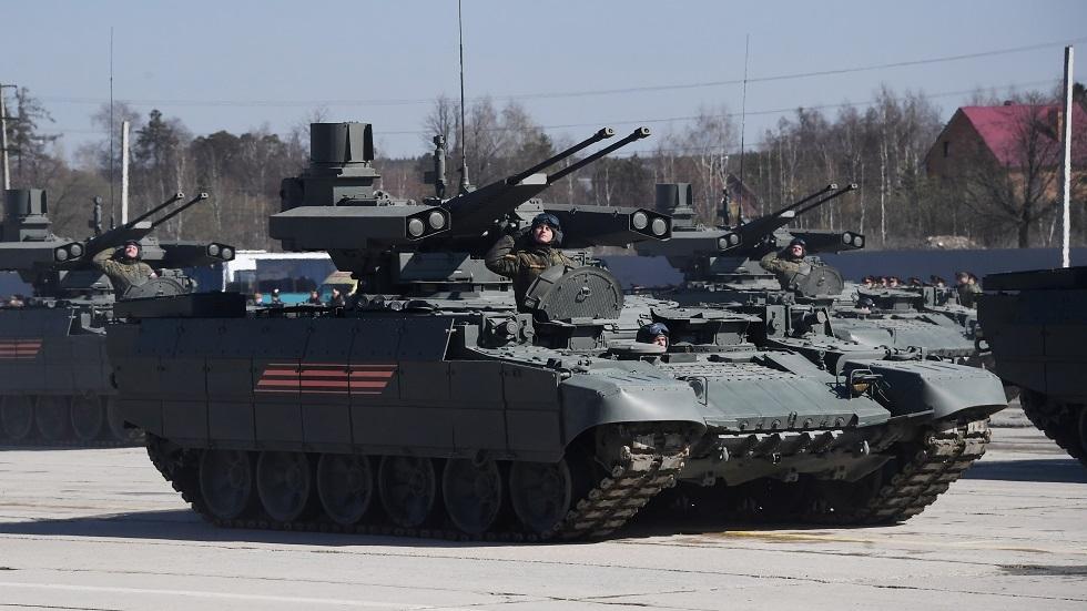 عربات BMPT