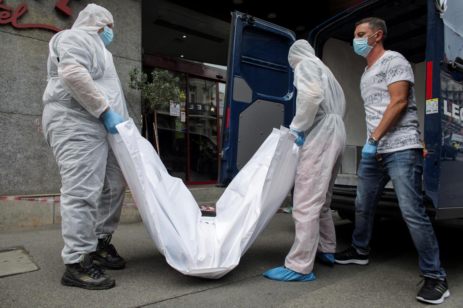 إيران.. كافة المناطق في وضع خطير وحصيلة الوفيات قد ترتفع إلى 54 ألفا