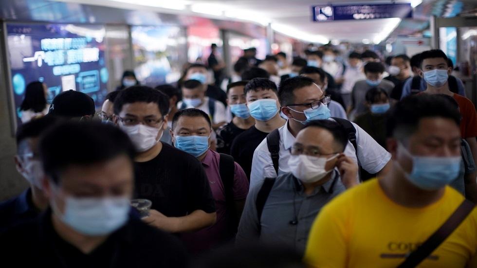 الصين تسجل 14 إصابة جديدة بفيروس كورونا المستجد جميعها وافدة