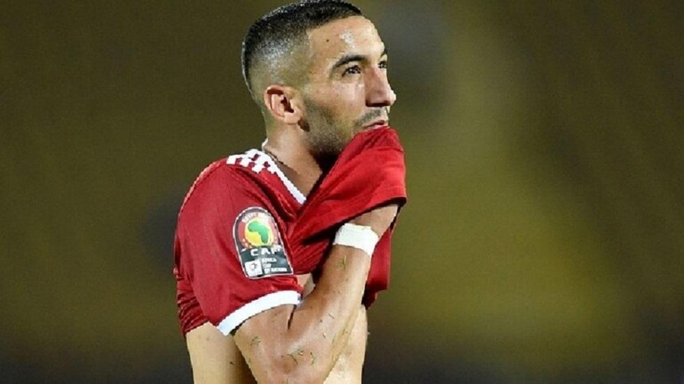 مدرب تشيلسي يكشف موقف المغربي زياش من المشاركة في مباراة ليفربول