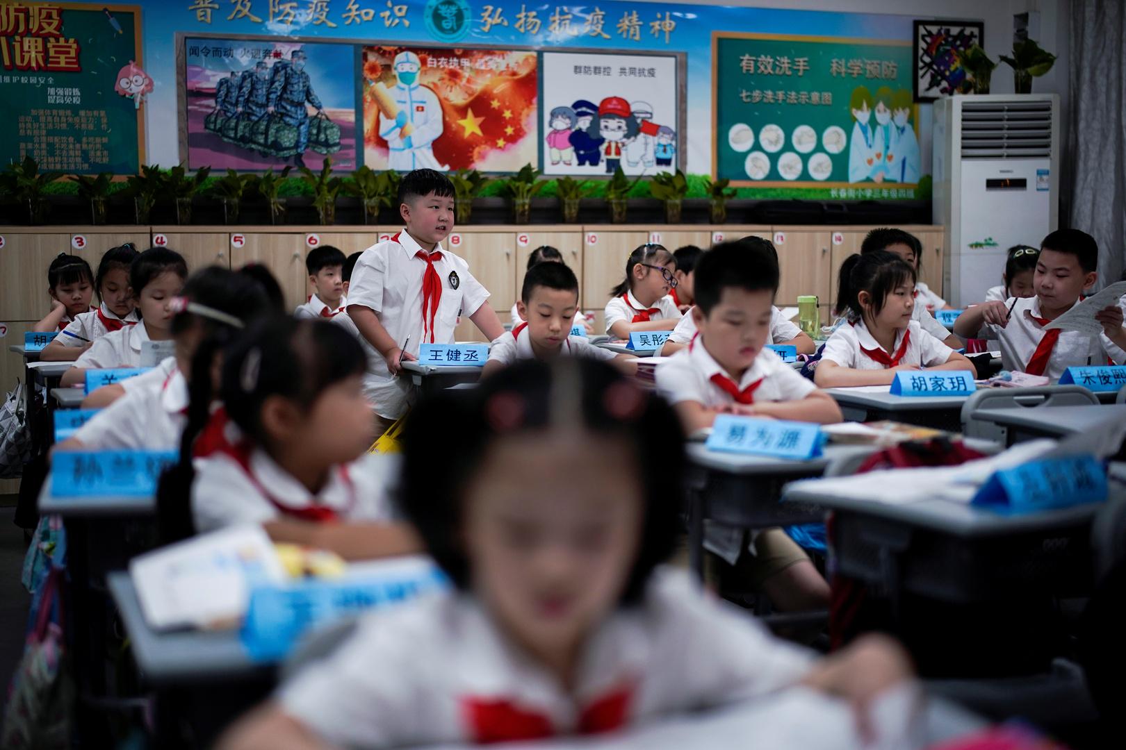 معلم رياضيات في الصين يعاقب تلميذته حتى الموت