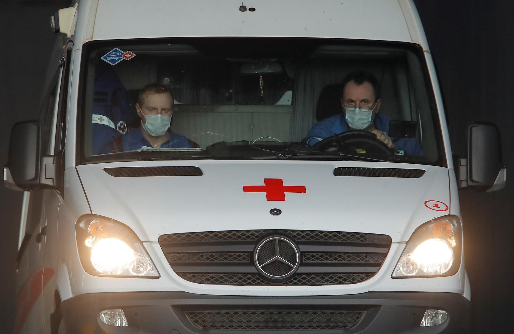 موسكو.. 825 إصابة جديدة بفيروس كورونا خلال الساعات الـ24 الماضية
