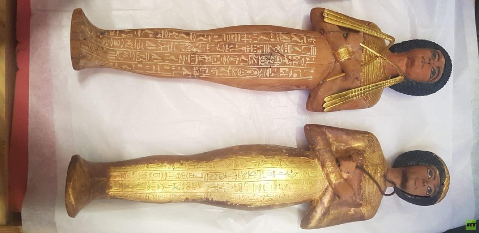 المتحف المصري الكبير يستقبل ألفي قطعة أثرية جديدة