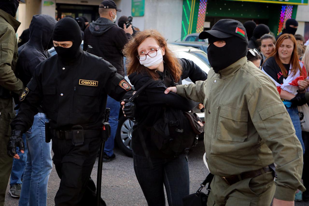 العاصمة البيلاروسية مينسك تستعد لاحتجاجات جديدة