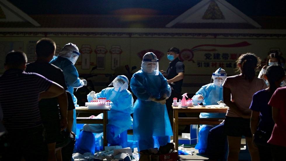 الصين تسجل 12 حالة إصابة جديدة بفيروس كورونا