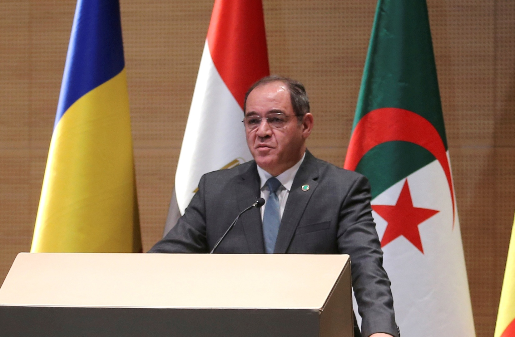 وزير الخارجية الجزائري في النيجر بعد زيارته مالي