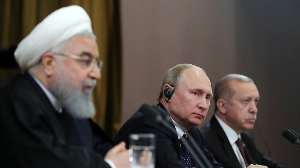 روسيا تأخذ جميع شركاء إيران رهائن