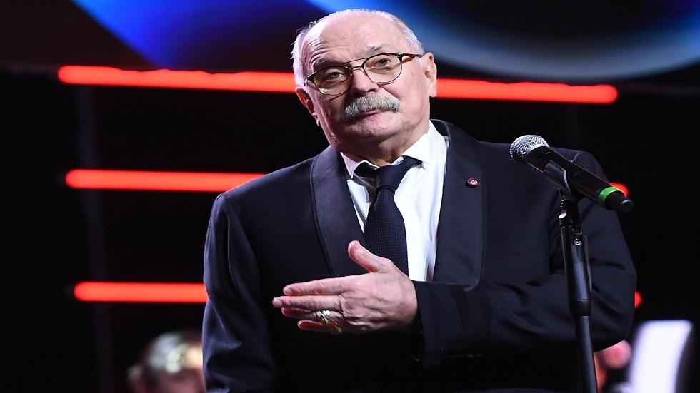 رئيس مهرجان موسكو السينمائي الدولي نيكيتا ميخالكوف