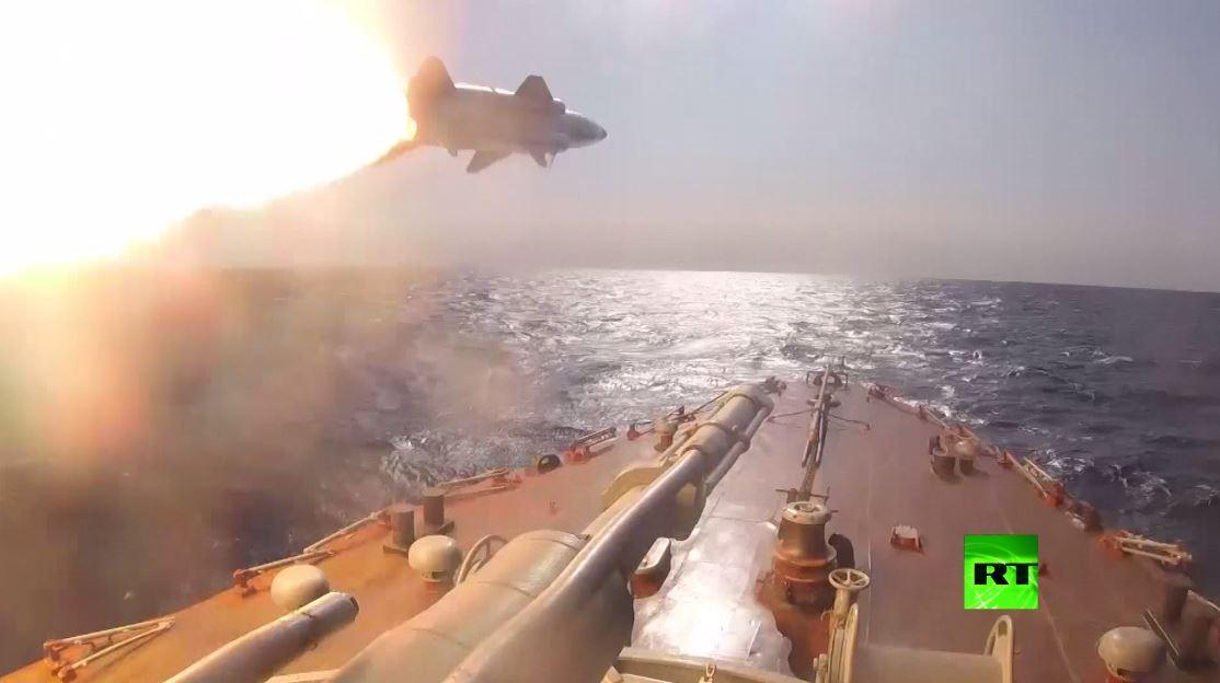 ضربة صاروخية لقوات أسطول البحر الأسود تطيح بسفن العدو