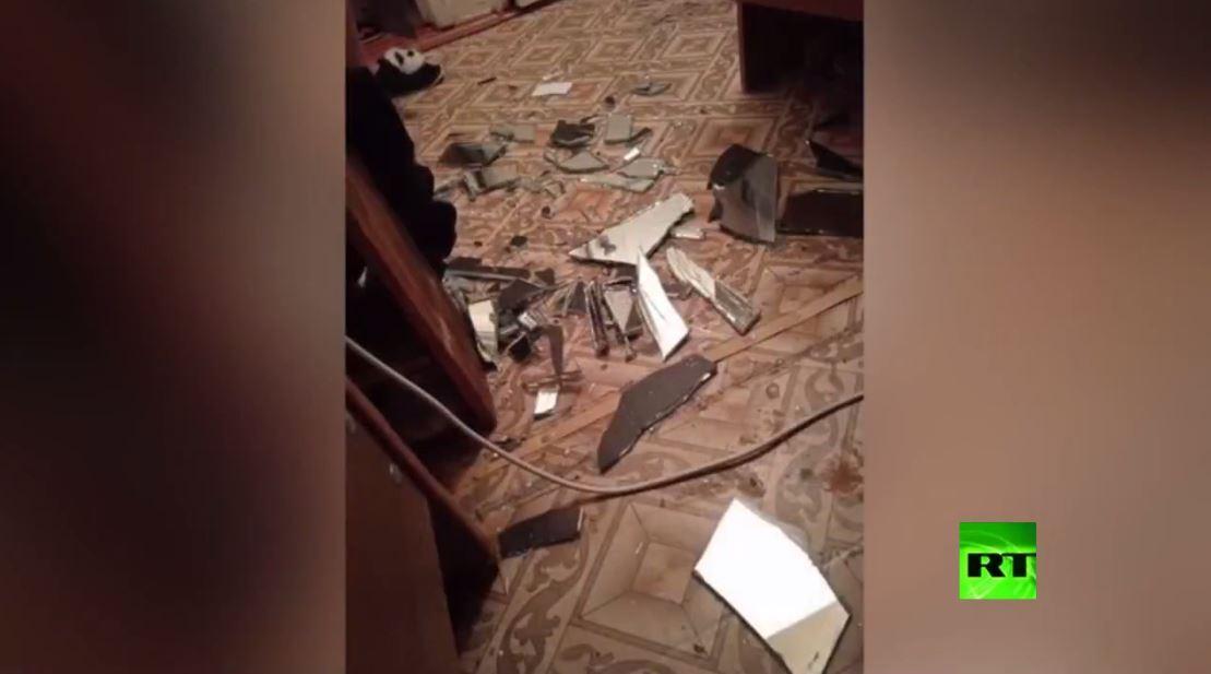بالفيديو..  زلزال قوي يضرب منطقة بايكال في روسيا