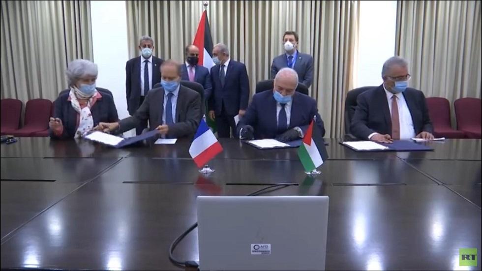 السلطة الفلسطينية تتسلم 80 مليون يورو مساعدات من فرنسا وألمانيا