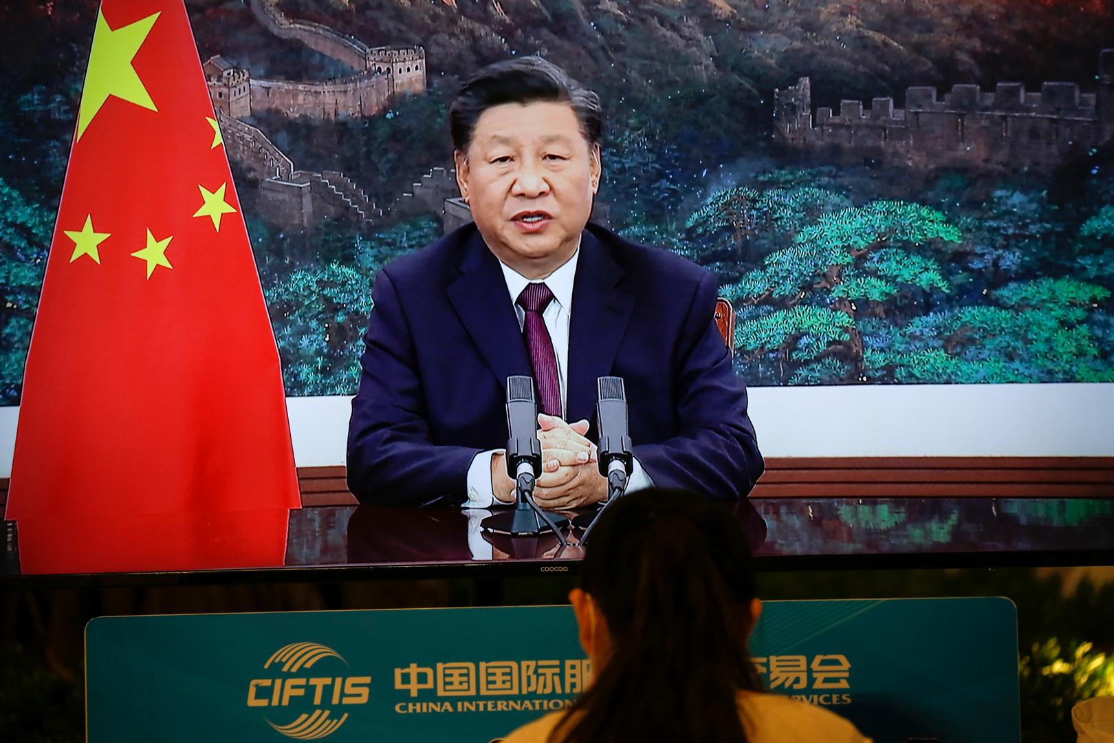 الرئيس الصيني شي جين بينغ