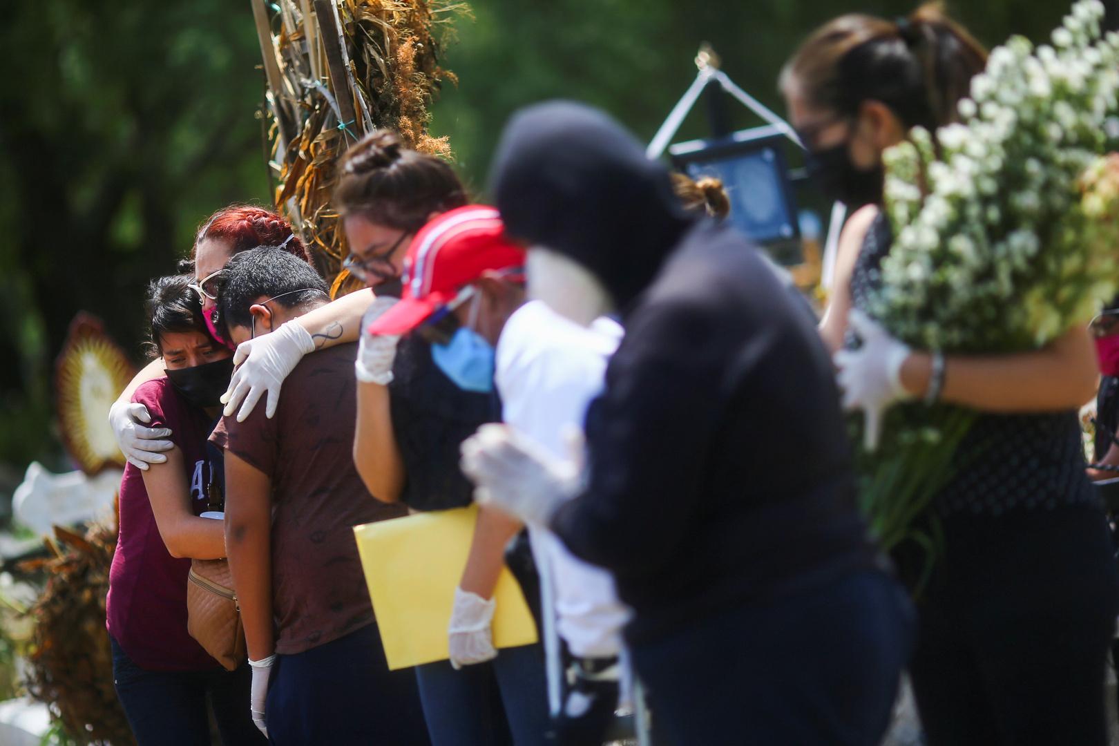 المكسيك.. حصيلة ضحايا كورونا تلامس الـ 75 ألفا