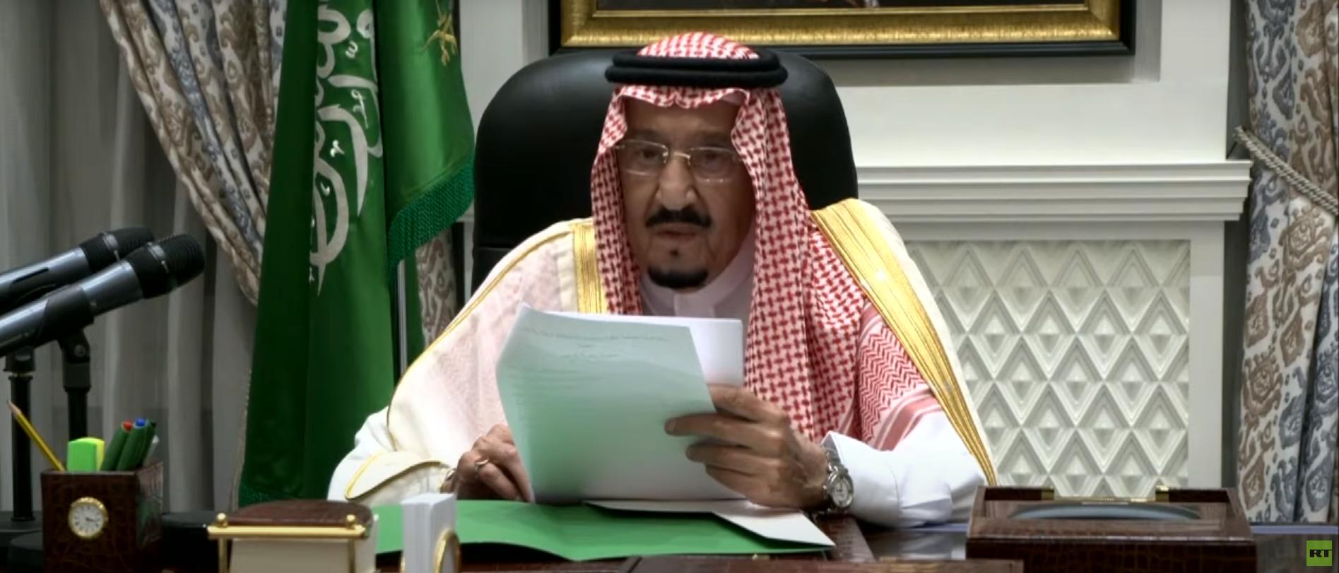 العاهل السعودي، الملك سلمان بن عبد العزيز.