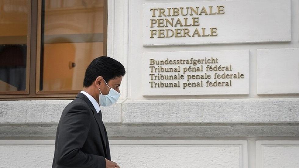 بعد مطالبة الادعاء السويسري بحبسه.. انطلاق الجلسة الثامنة لمحاكمة الخليفي