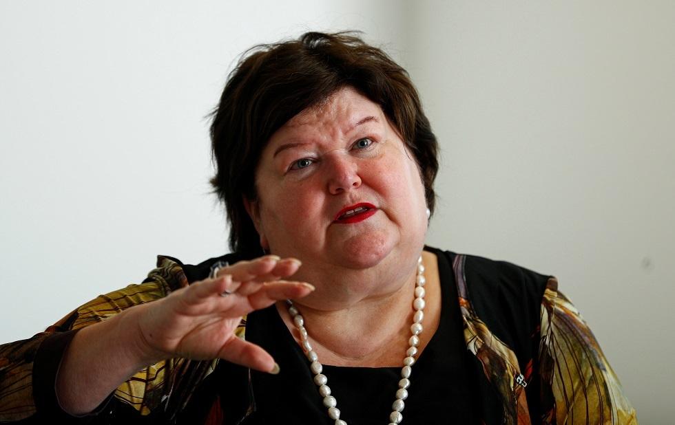 وزيرة الصحة البلجيكية تعلن عن توفر لقاح ضد كورونا في الربيع القادم