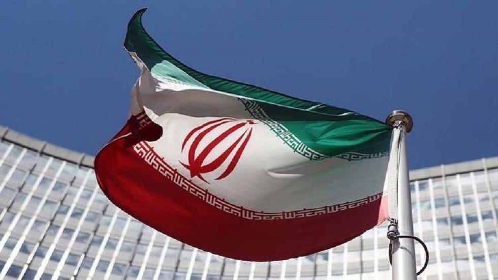 العلم الإيراني - أرشيف