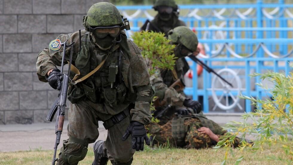 روسيا تستعرض كيف ستدافع عن بيلاروس في حال هاجمها الناتو