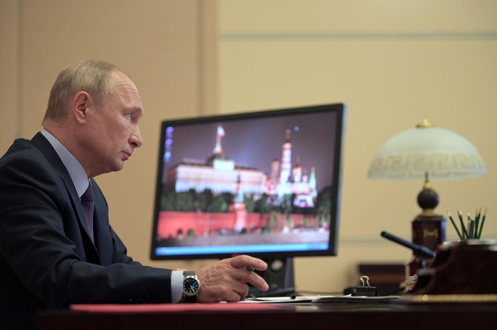بوتين واثق من تطوير شراكات ذات منفعة متبادلة مع سيئول