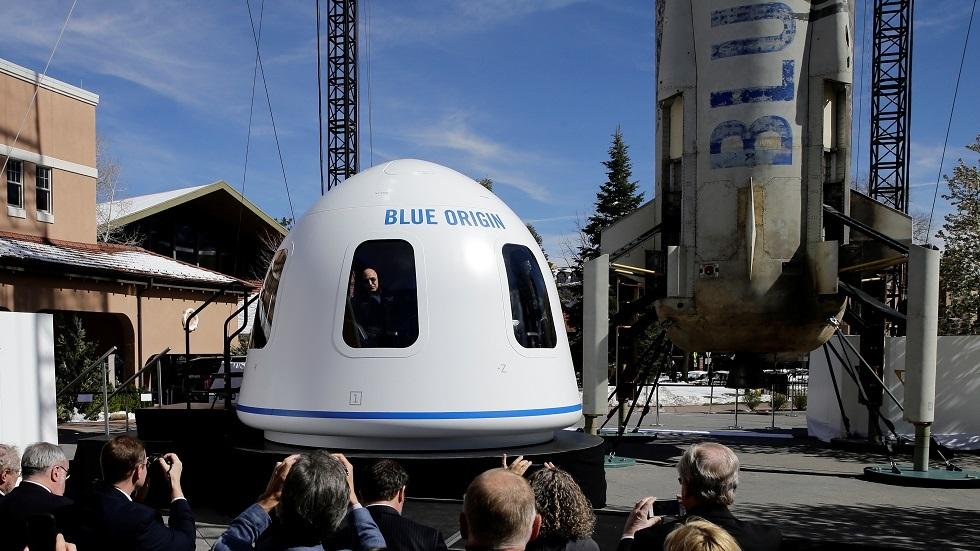 شركة Blue Origin تؤجل اختبارات مركبتها الفضائية