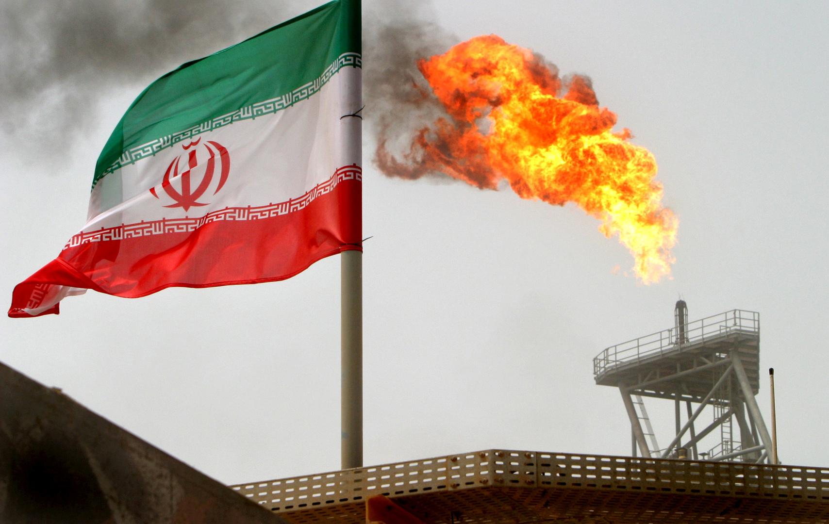 ارتفاع مفاجئ في صادرات النفط الإيرانية
