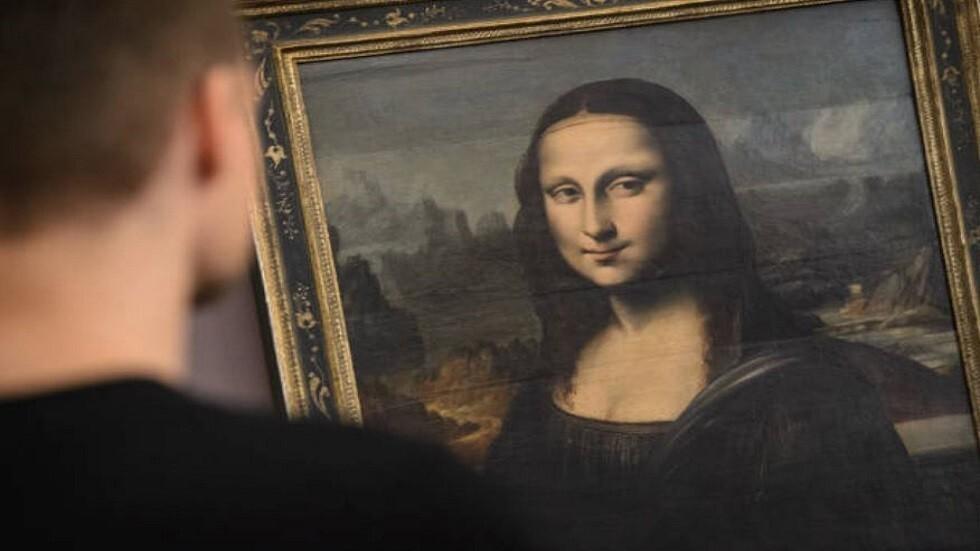 كاميرا عالية التقنية تكتشف تفاصيل خفية للموناليزا
